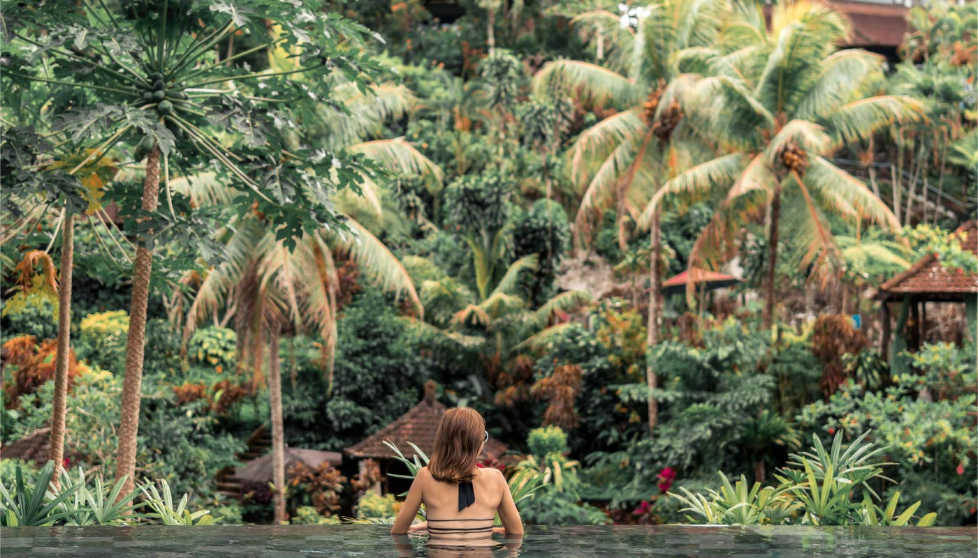 Top 3 Nature and Eco Stay around Bali, Indonesia