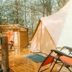 Bell Tent Glamping Experience in Ontario